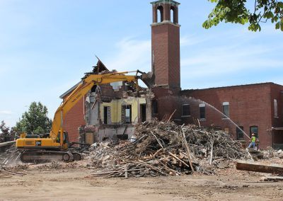 Commercial Demolition NY